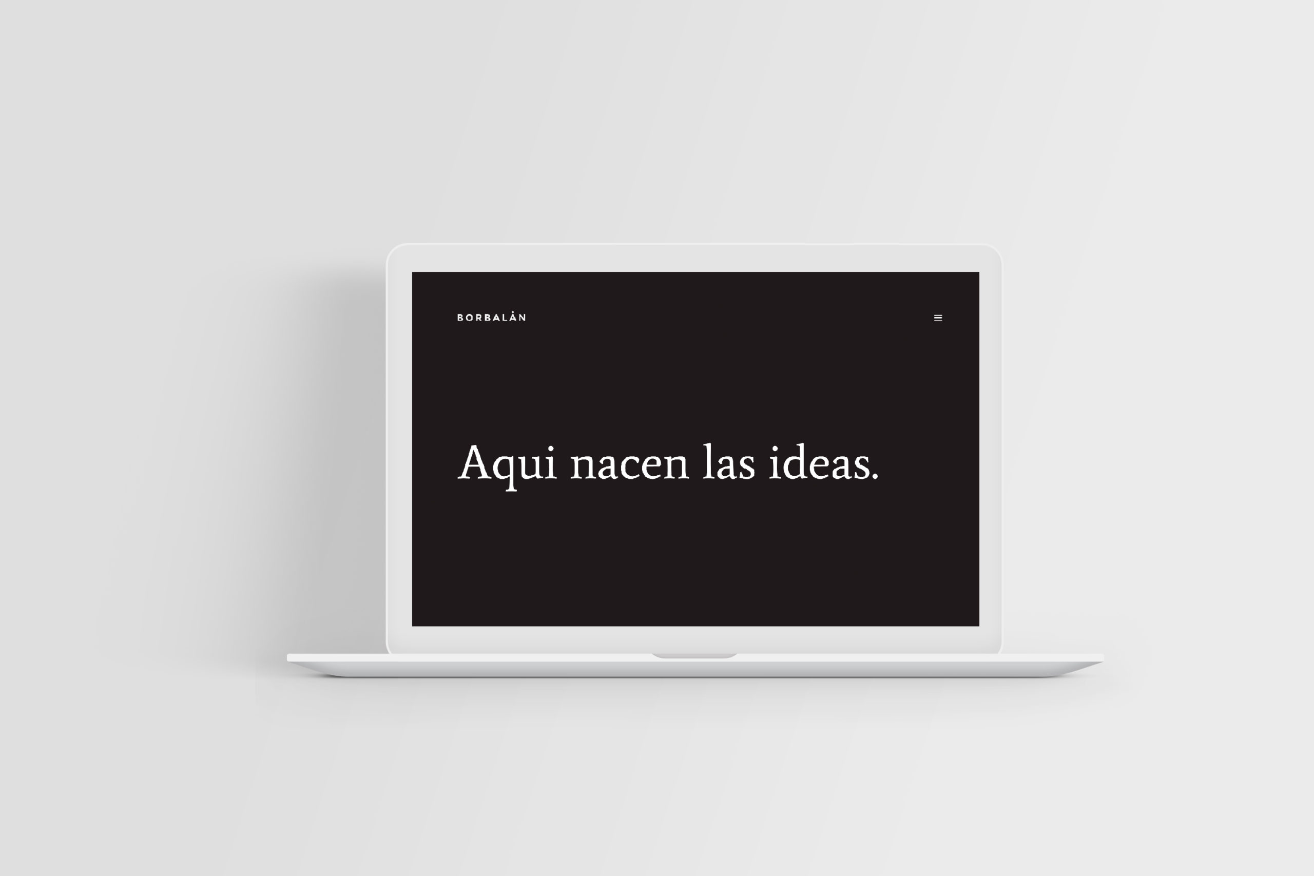 Borbalan Website