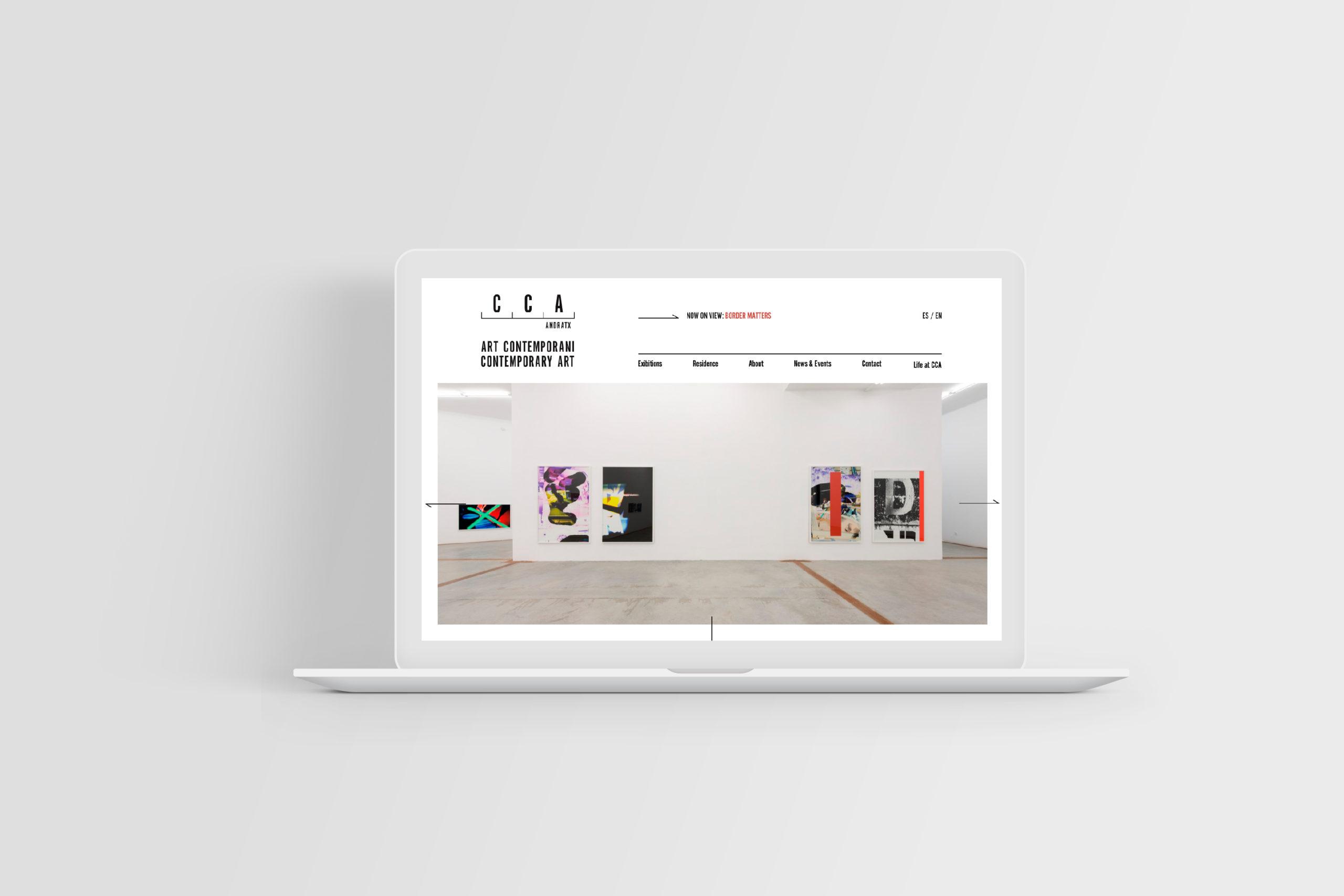 CCA Andratx Website